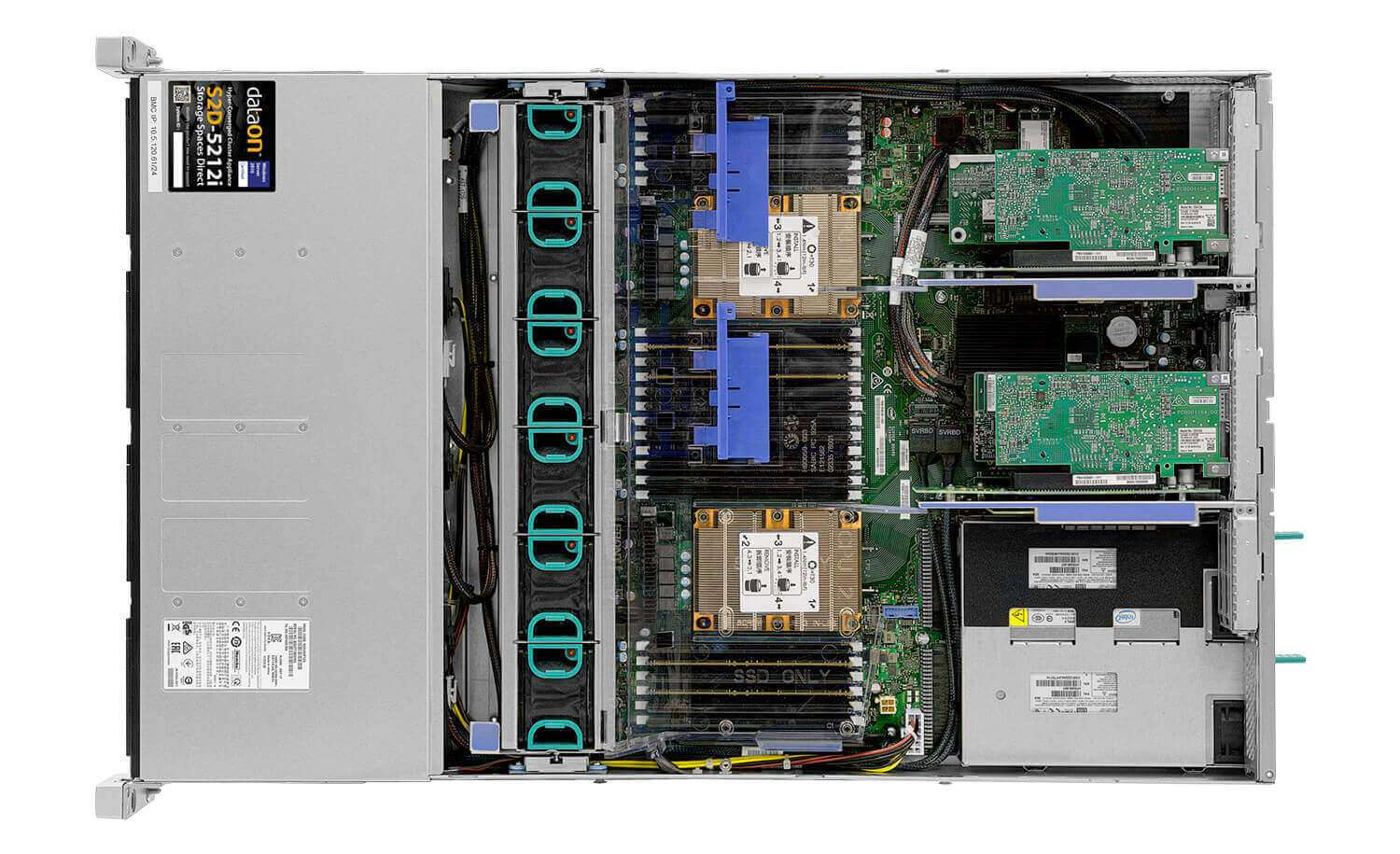 allsystems-producten-hyperconverged-systems-DataON_S2D-5224i_Top_View